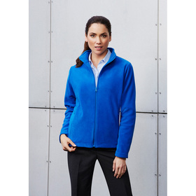 Ladies Micro Fleece Jackets
