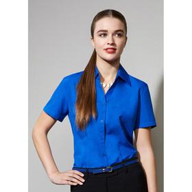 Ladies Plain Oasis Short Sleeves