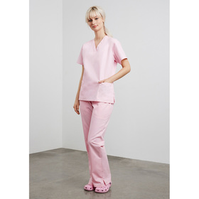 Ladies Scrubs Top
