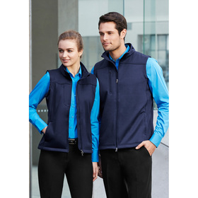 Ladies Softshell Vests