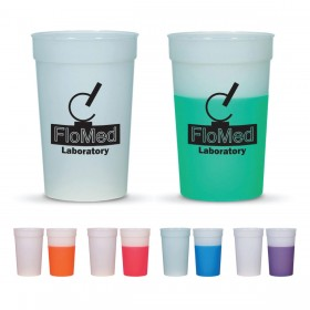 Large Colour Changing Cups