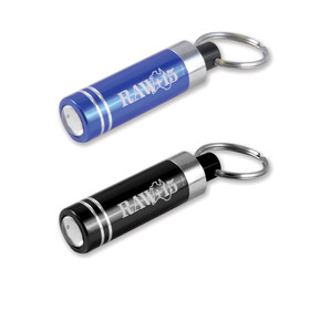 LED Aluminium Keyrings