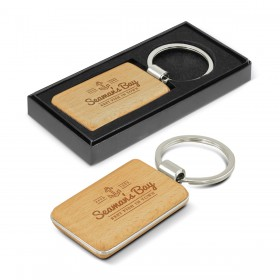 Liverpool Rectangle Keyrings