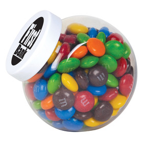M&Ms in Containers
