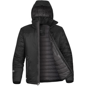 Mens Black Ice Thermal Jackets