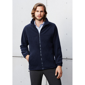 Mens Micro Fleece Jackets