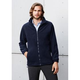 Mens Micro Fleece Jackets