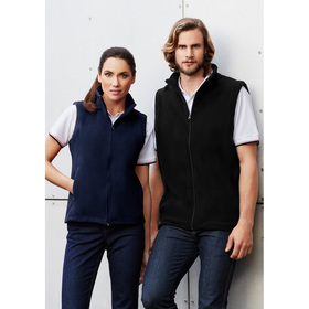 Mens Micro Fleece Vests