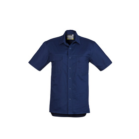 Mens Tradie Shirts Short Sleeves