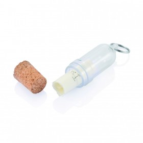 Message in a Bottle Keyrings