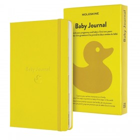 Moleskine Passion Journal - Baby