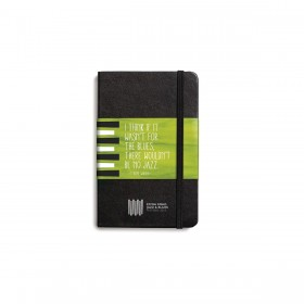 Moleskine Pocket Classic Hard Cover Notebook - Plain