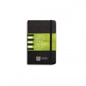 Moleskine Pocket Classic Hard Cover Notebook - Ruled