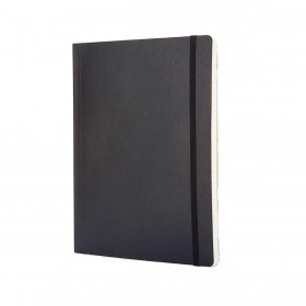Moleskine X-Large Classic Soft Cover Notebook - Ruled
