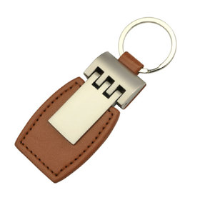 Monaco Leather Keyrings