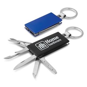 Multifunction Metal Keyrings