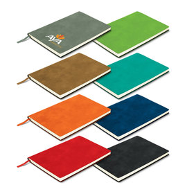 Naples Soft Cover Notebooks