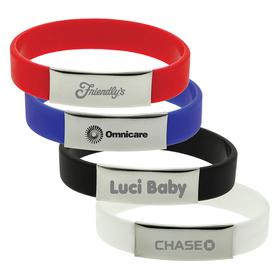 Oslo Silicone Wrist Bands