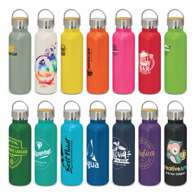 SoHo Powder Coated Bottles