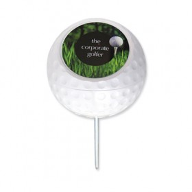 Promotional Dimple Tee Markers
