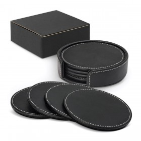 Promotional Leather Coasters