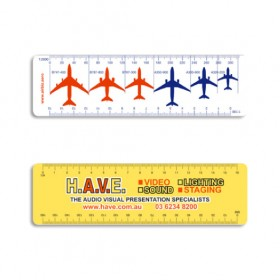 Promotional Scale Rulers