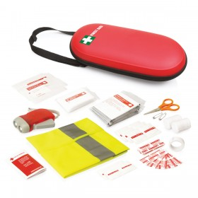 PU Case 40PC First Aid Kits