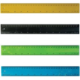 Recycled Australian Made Rulers