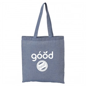 Recycled Cotton Twill Totes