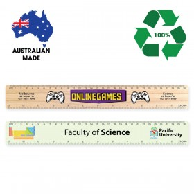 Recycled Eco 30cm Rulers