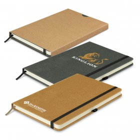 Recycled Hard Cover Notebooks