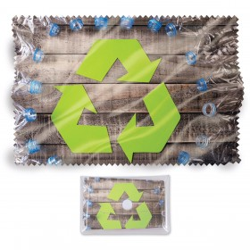 Recycled PET Lens Cloths