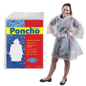 Reusable Ponchos