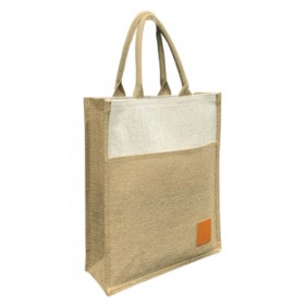 Scotch Jute Tote Bags