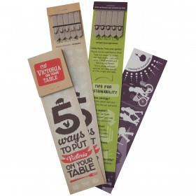 Seedstick Bookmarks