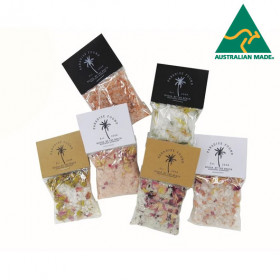 Single Use Bath Salt Packets
