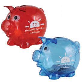 Small Piggy Coin Banks