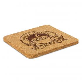 Square Cork Coasters