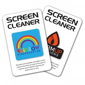 Promotional Sticky Screen Cleaners