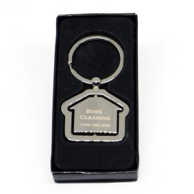 Stirling Metal Keyrings