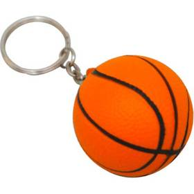Stress Basketball Keyrings
