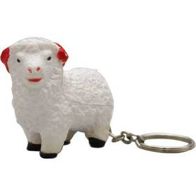 Stress Sheep Keyrings