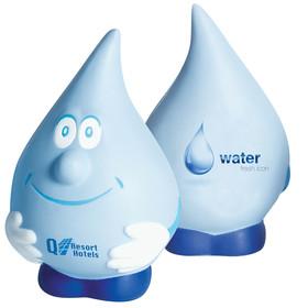 Stress Water Drops