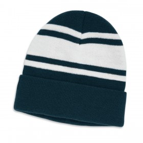 Striped Beanies
