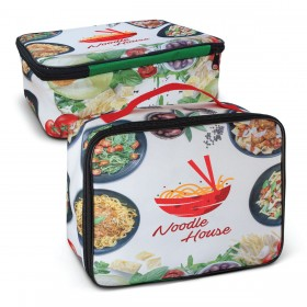 Sublimation Lunch Cooler Bags