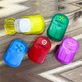 Travel Soap Capsules