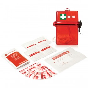 Waterproof 15 Piece First Aid Kits