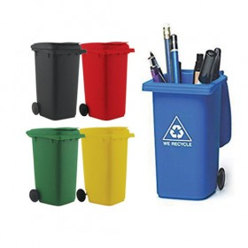Wheelie Bin Desk Tidy