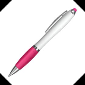 White Barrel Tasman Stylus Pens