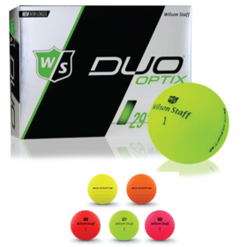 Wilson Staff Duo Optix (C Grade)